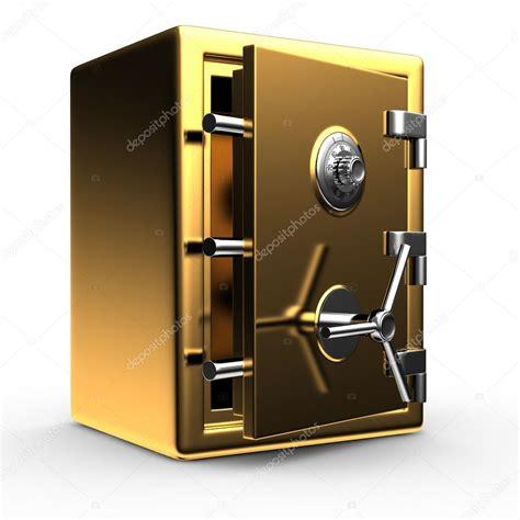 bw bank extend gold open gold safe stock photo 169 alexynder 18240597