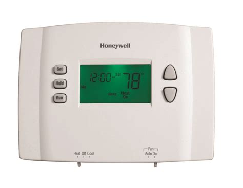 Thermostat Home Depot by Honeywell Rth111b1016 U Digital Non Programmable Thermostat Manual Hephh Coolers Devices