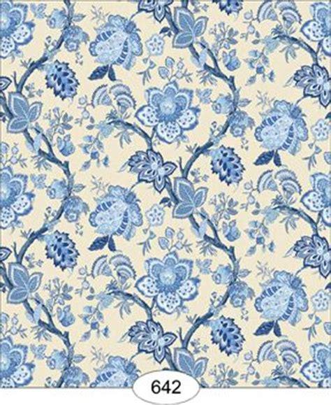 blue jacobean wallpaper jacobean blue jacobean textile design pinterest