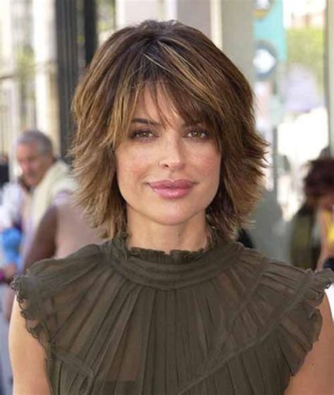 is lisa rinnas hair thick 9 lisa rinna hairstyles for short hair the right