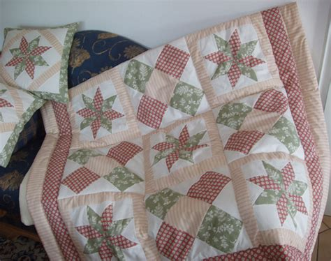 Patchwork Shops - quilt einzelbett sofa weinrot gr 252 n