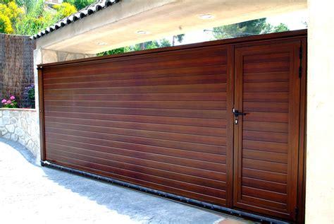 puertas correderas garaje precios puertas de garaje correderas doorcor doorme automatismos