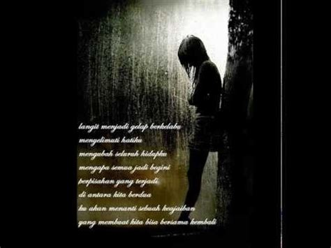 alarm band terpisah cinta jarak jauh with lyric puisi menyentuh hati doovi