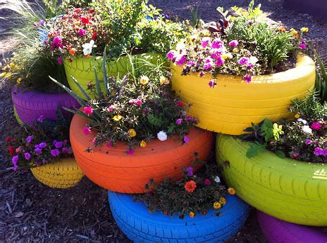 tire flower beds 301 moved permanently
