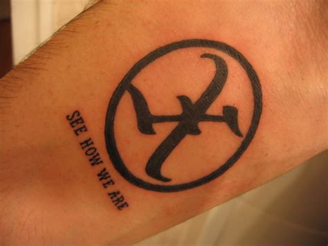 x tattoo the sticking point travel