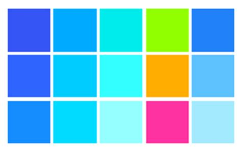 color combination for blue light blue colour palette www pixshark com images