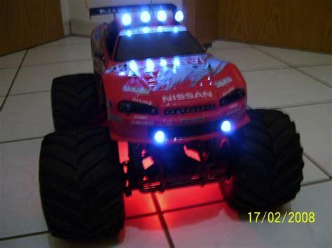rc led beleuchtung monstertruck led beleuchtung 8er f r m18m110 5 mm leds