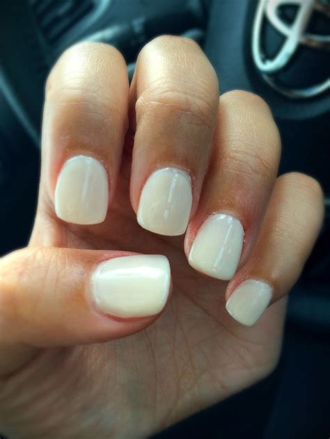 Gel Acrylic Nails by Thinking Of Doing This Manicure Again For My Friend S