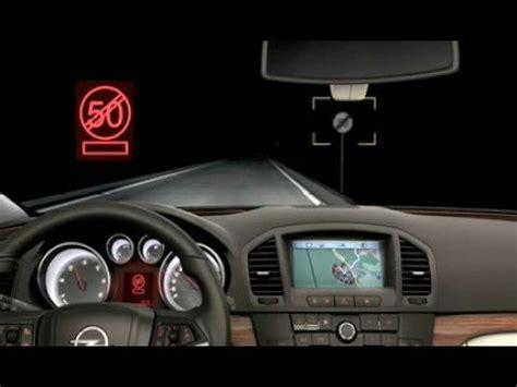 opel insignia opel eye front system