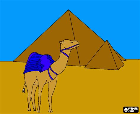 color pyramid pyramid coloring page printable pyramid