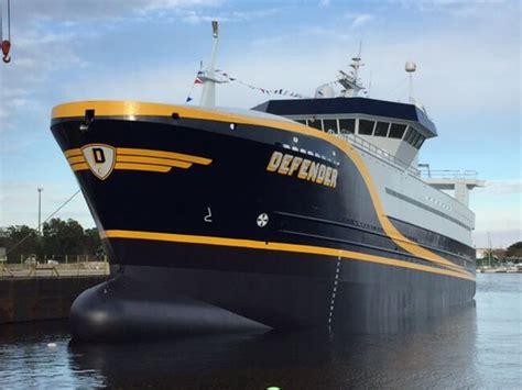 defender fishing boat alaska jensen maritime completes engineering work for 170 foot