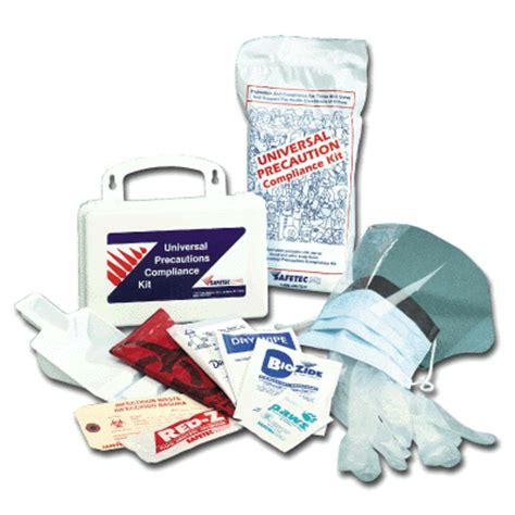 Kit Wiper Fluid Pouch 2x400ml safetec universal precautions kit plastic