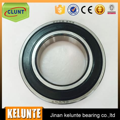 large size groove bearing 6008 2rs zz ntn