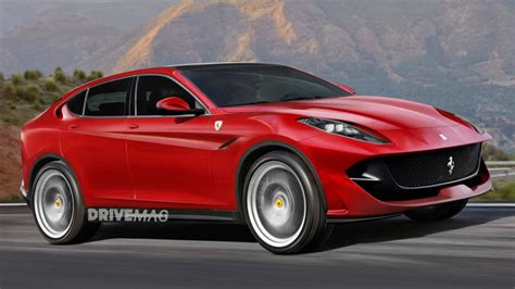 A Ferrari Suv by Hate It Or Love It But A Ferrari Suv May Come Our Way