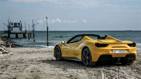 ferrari 488 wallpaper 2016 ferrari 488 spider photos