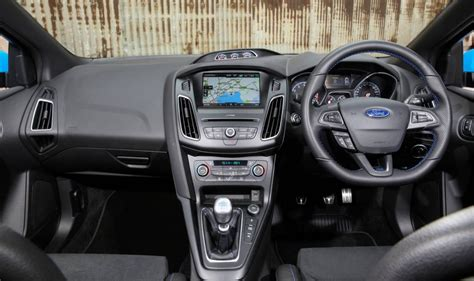 ford focus interior 2016 2016 ford focus rs now on sale in australia from 50 990