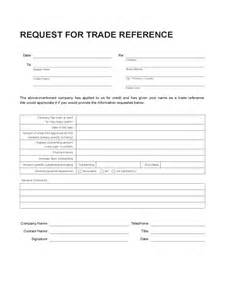 trade reference form template trade reference template 5 free templates in pdf word