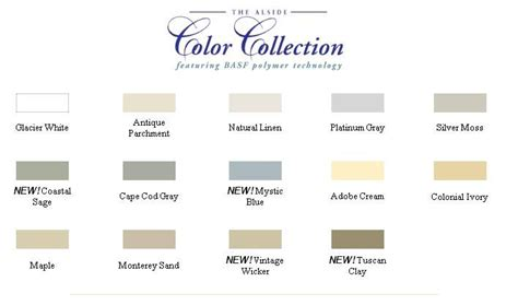 Clapboard Vinyl Siding Widths - research building product info