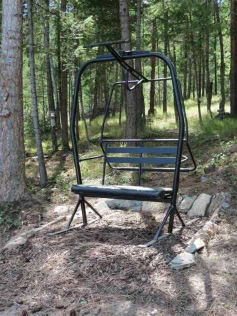 ski lift chair ideas 17 best images about ski lift swings on