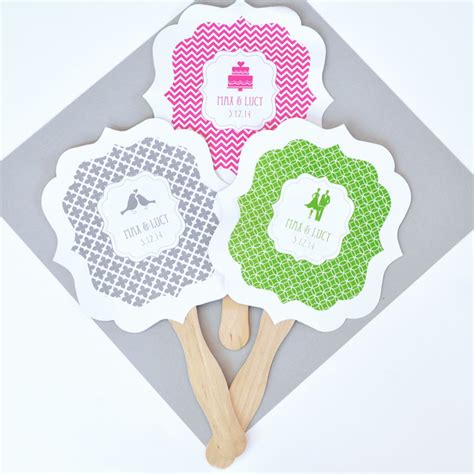hand fans for wedding 48 personalized custom wedding bridal shower paddle hand