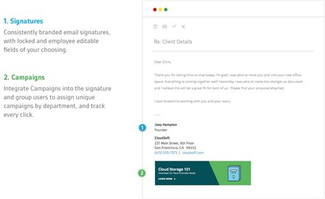 how to layout an email signature great email signatures for every department sigstr blog