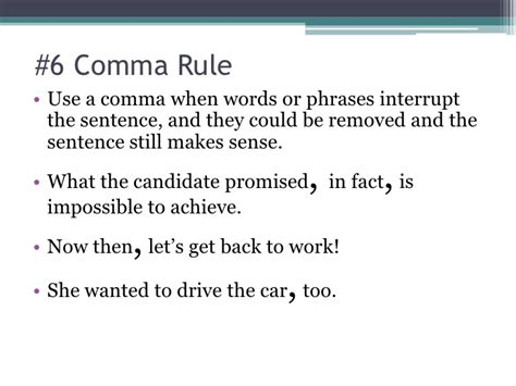 the secret trick to mastering commas simple writing