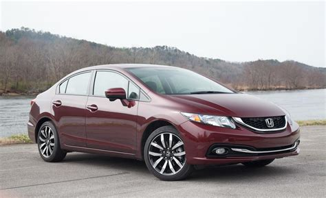 2014 honda civic ex car and driver