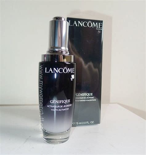 Lancome Serum lancome genifique youth activator serum a year later and