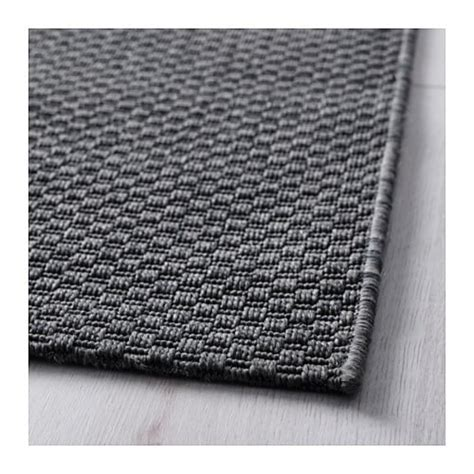 teppich 200x300 morum rug flatwoven in outdoor grey 80x200 cm ikea