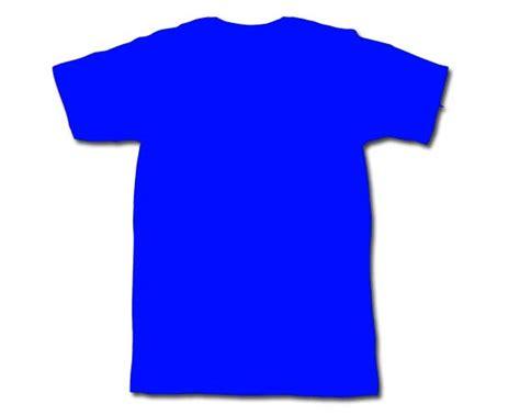 gambar baju biru polos clipart best