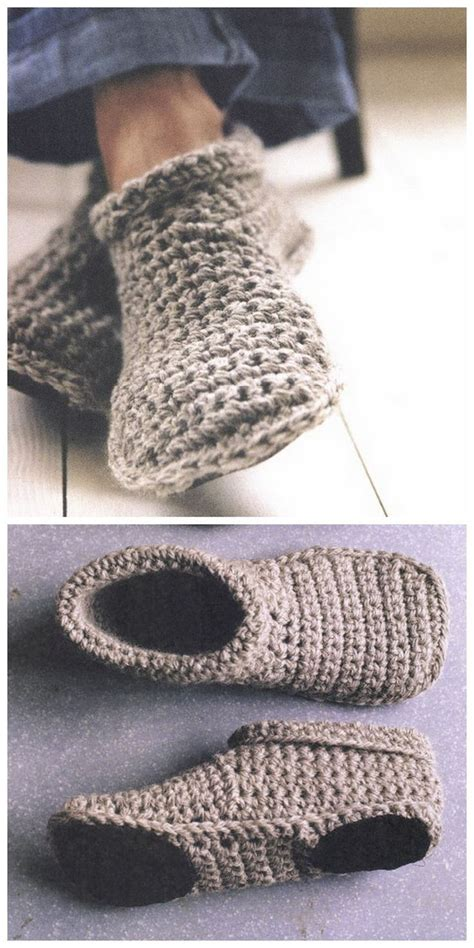 slipper yarn this step by step tutorial of how to make cozy