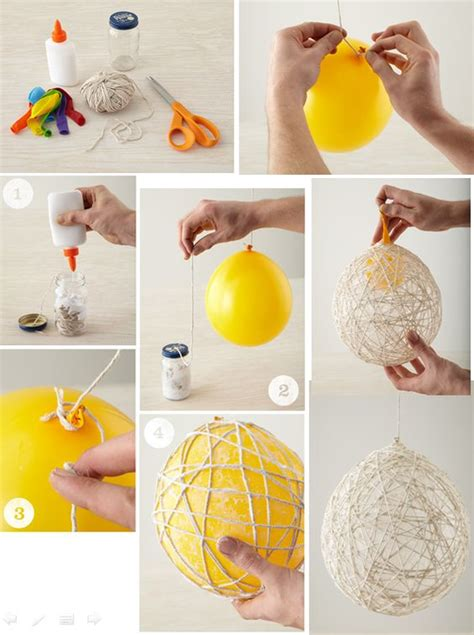 diy decorations balls decorations decoration and diy and crafts on