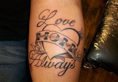love mom tattoos tattoos