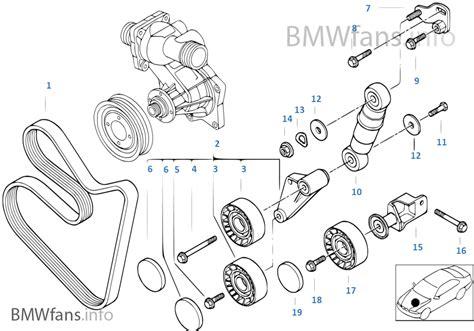 Bmw 1er E87 Uhr Einstellen by Motorraum Keilriementausch Anleitung M62