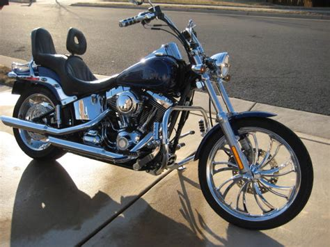 Harley Footboards by Footboards For A Softail Custom Harley Davidson Forums