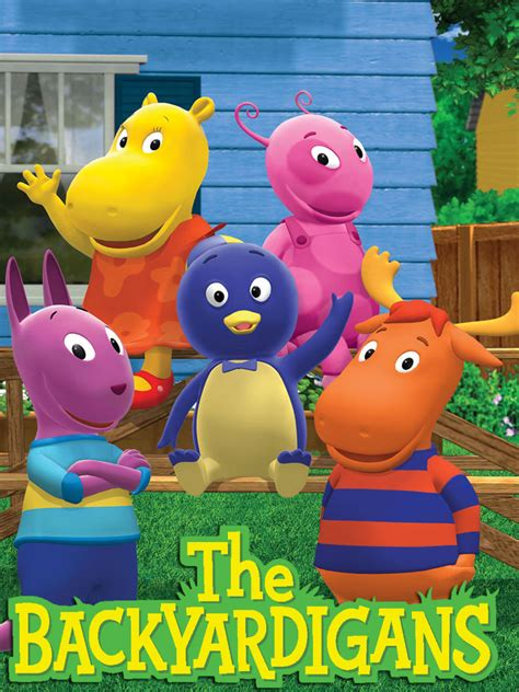 Backyardigans Original Cast The Backyardigans Episodes Season 4 Tvguide
