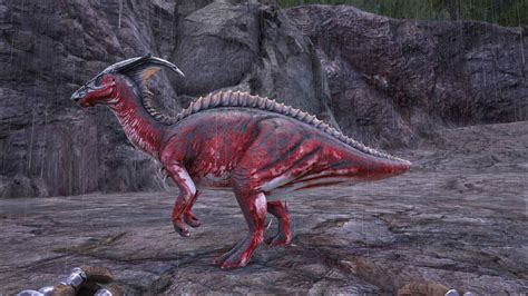 ark survival evolved dino dossier parasaur taming