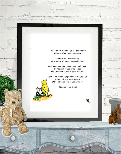 Wedding Quotes Winnie The Pooh by Winnie The Pooh Wedding Quotes Pooh Baby Quotes If