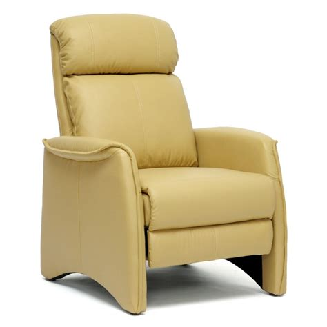 modern recliner chairs leather looking for sequim modern recliner club chair tan