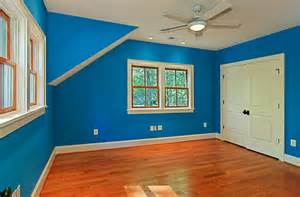 bright blue bedroom walls traditional bedroom dc metro by tradition homes