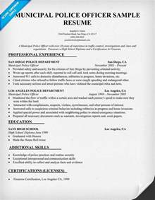 sample resume objectives law enforcement resume objective for law enforcement
