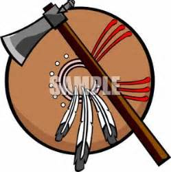weapon ax clipart