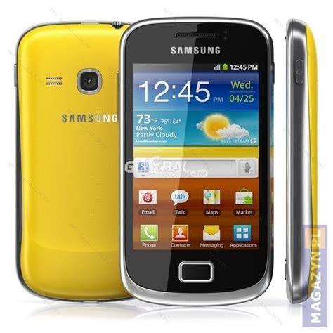 Samsung Galaxy Mini 2 Samsung Galaxy Mini 2 S6500
