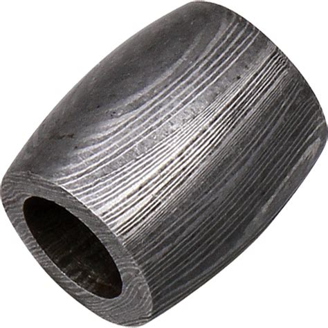 da03 grindworx damascus steel bead