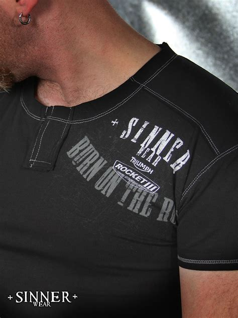 Tshirt Electrohel Iii Black B C by S T Shirt Quot Triumph Rocket Quot 3