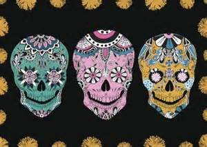 day of the dead colors traditional colors for the day of the dead with pictures