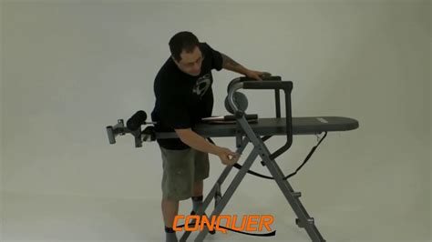 conquer 6 in 1 inversion table power tower home conquer 6 in 1 inversion table power tower