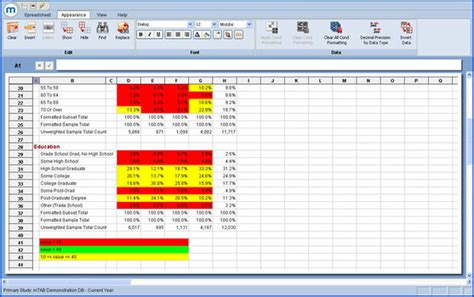 format excel legend conditional formatting auto legend mtab wikisupport
