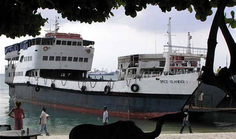 boat accident zanzibar east african notes and records disaster in zanzibar