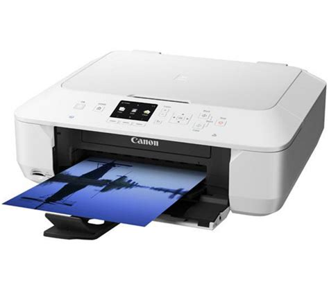 Printer Canon Pixma Wifi canon pixma mg6450 all in one wireless inkjet printer deals pc world